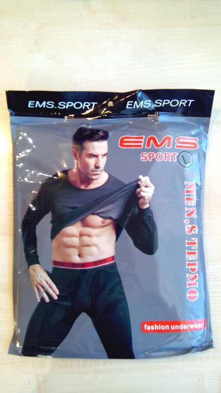 Термобелье ems sport отличное качество супер цена