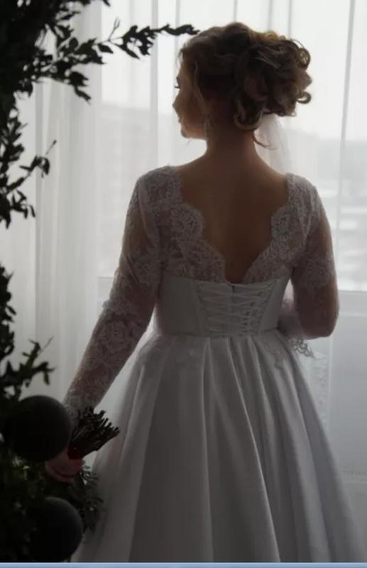 Весільна сукня - Фото 3