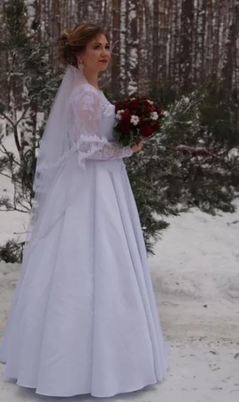 Весільна сукня - Фото 4