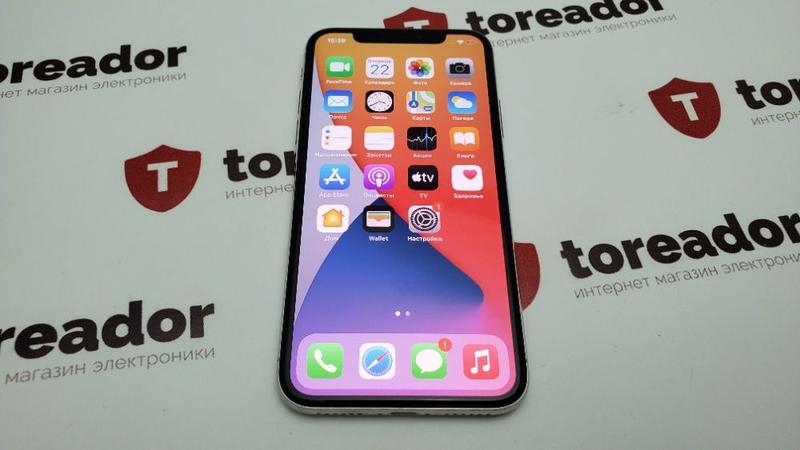 Apple iPhone X 64Gb Silver R-Sim 8/8Plus/XS/XS Max/11/12/11Pro