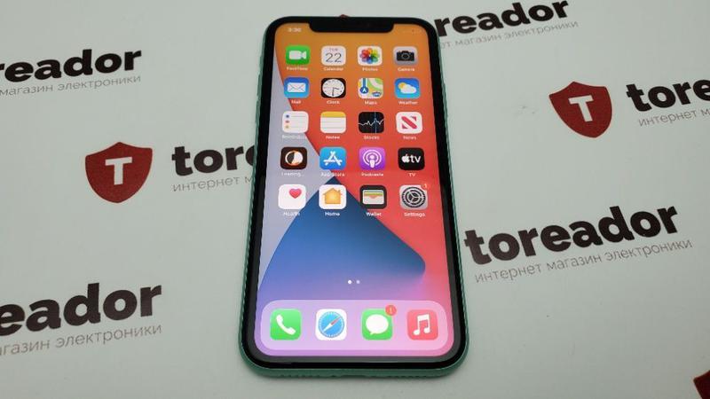 Apple iPhone 11 64gb Green Neverlock ідеал 8/8plus/X/XS/XS Max...