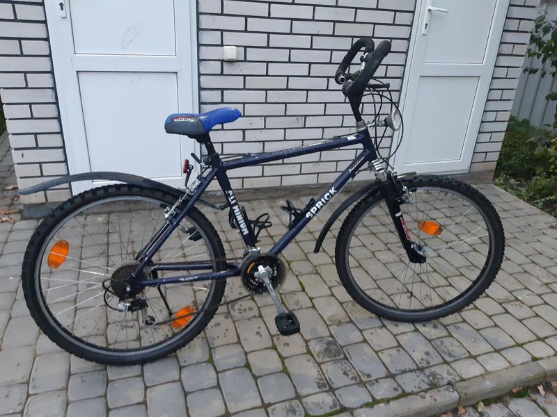 Велосипед SPRICK алюминиевый на 26 колесах