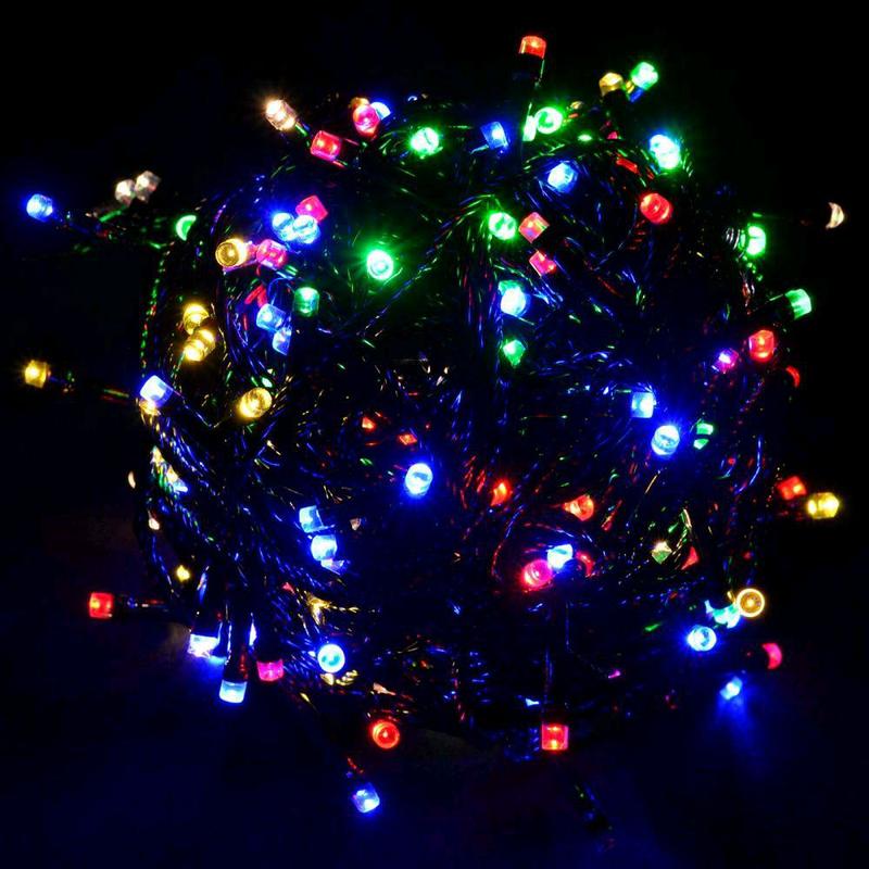 Светодиодная LED герлянда для ёлки 18м. - Фото 2