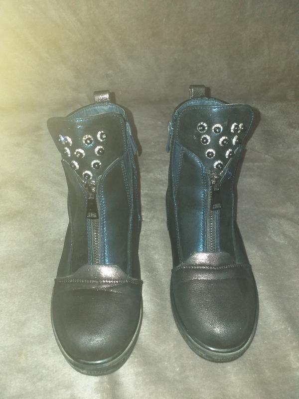 Классные ботиночки на девочку.
