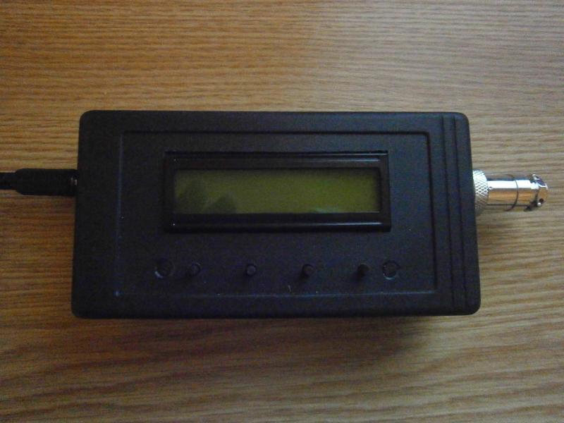 Плата металлоискателя С lone  PI-AVR в корпусе