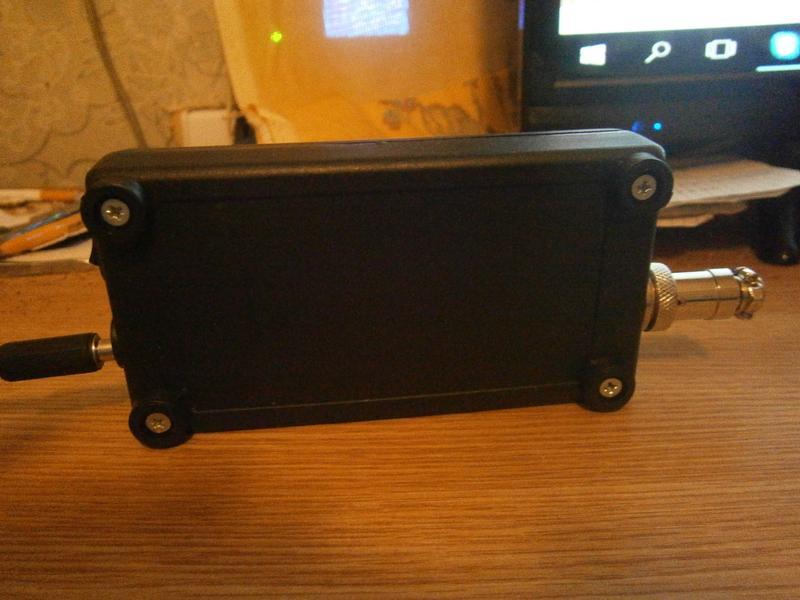 Плата металлоискателя С lone  PI-AVR в корпусе - Фото 2