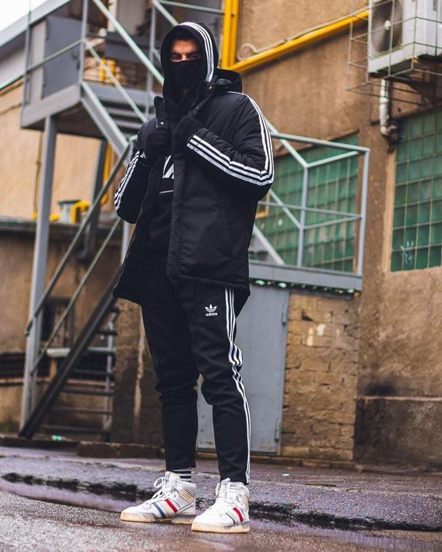 Зимняя мужская куртка Adidas Originals