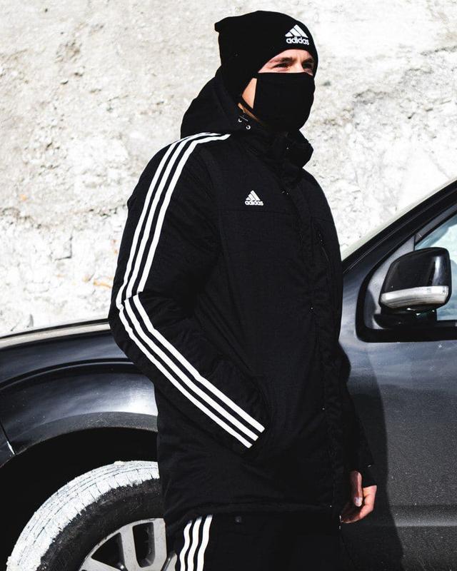 Зимняя мужская куртка Adidas Originals - Фото 3