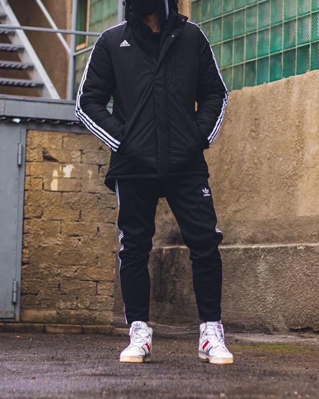 Зимняя мужская куртка Adidas Originals - Фото 4