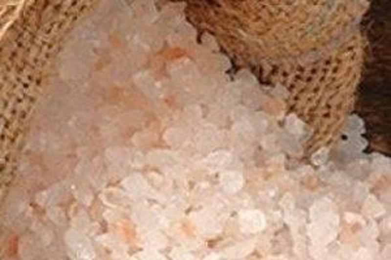 Гималайская соль пищевая
