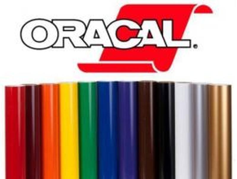 Монтаж и демонтаж плёнок oracal
