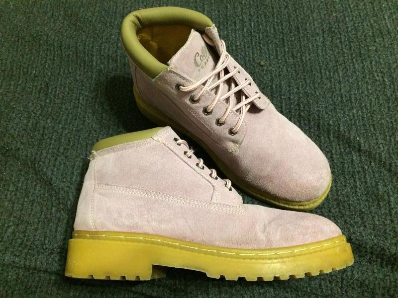 Cotton traders замшевые ботинки