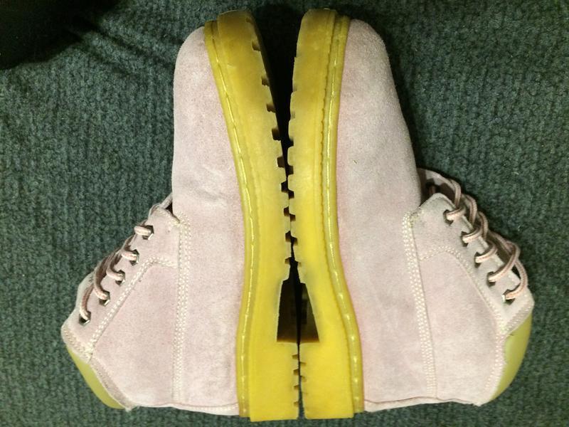Cotton traders замшевые ботинки - Фото 7
