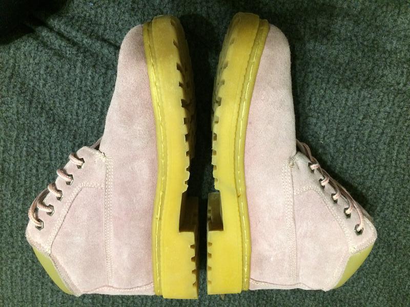 Cotton traders замшевые ботинки - Фото 8