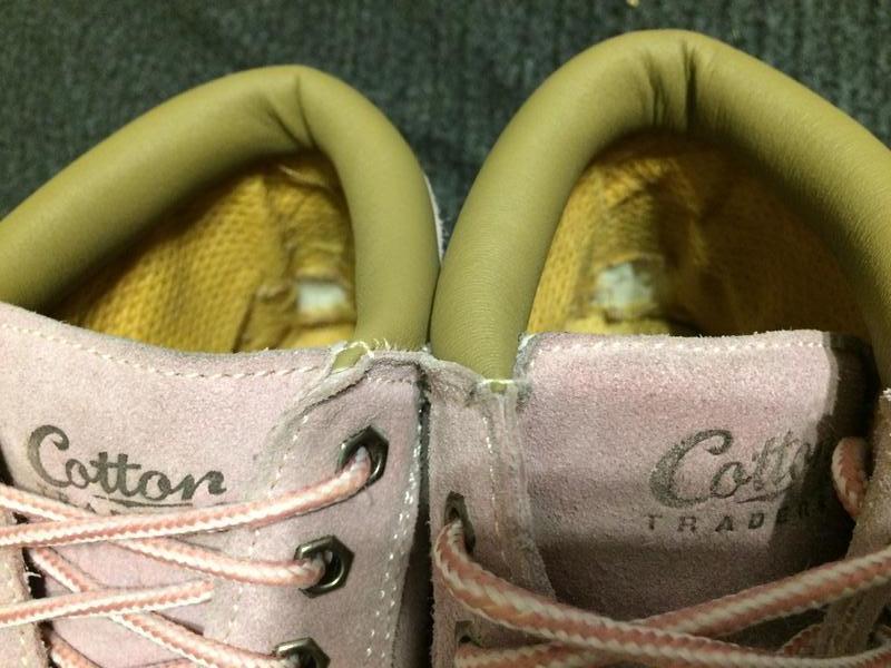 Cotton traders замшевые ботинки - Фото 9