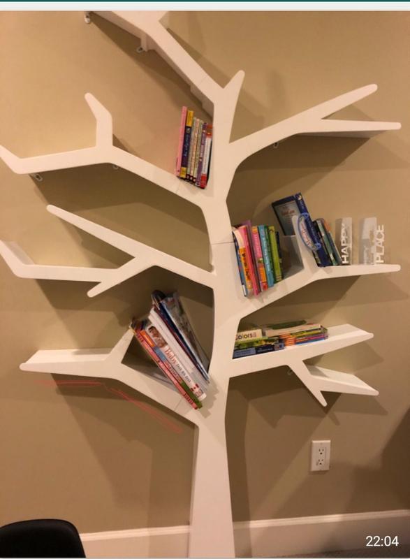 Полка дерево - Фото 2