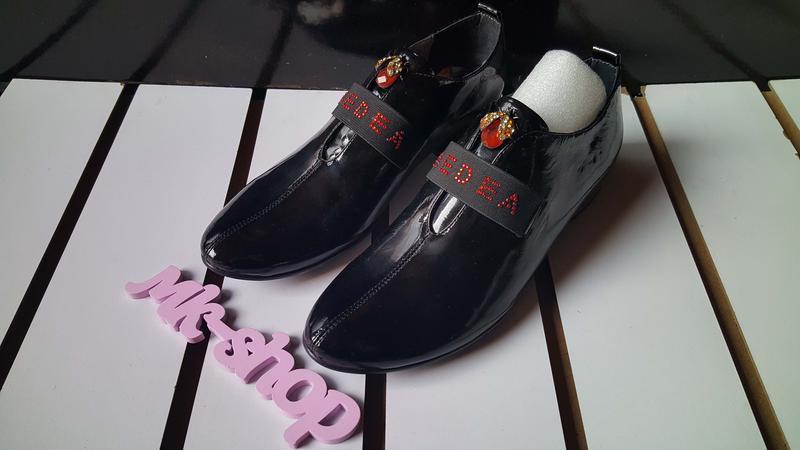 Женские туфли лак-кожа, media 028 - Фото 2