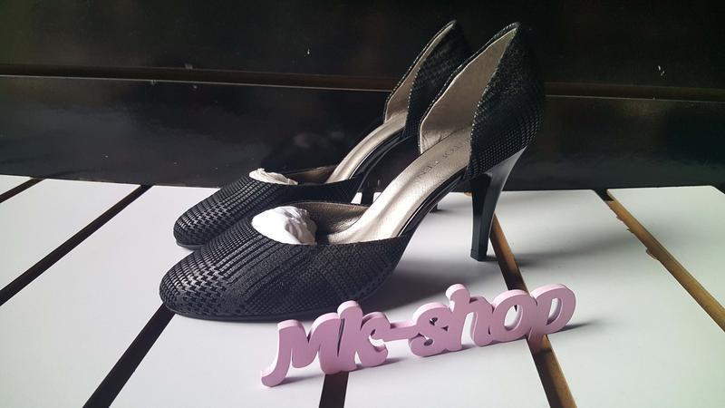Женские очень классные туфли, фирма bootqueen 015 - Фото 4