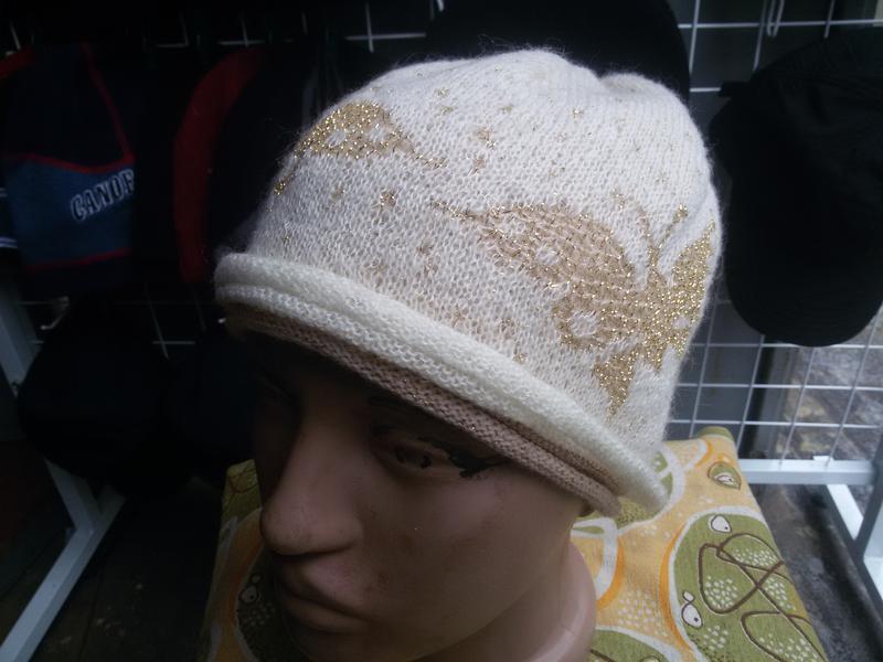 Женская шапка maxval - Фото 2