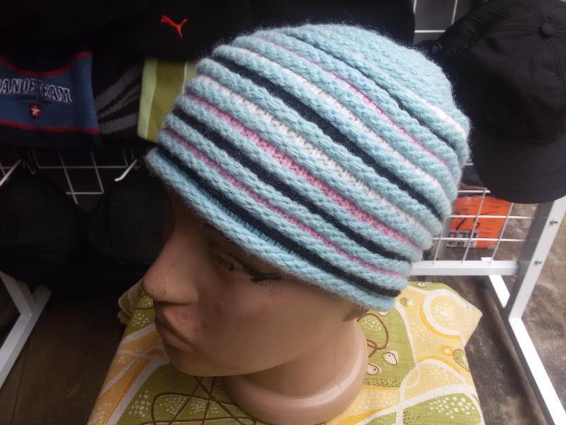 Женская шапка maxval в наличие. - Фото 2