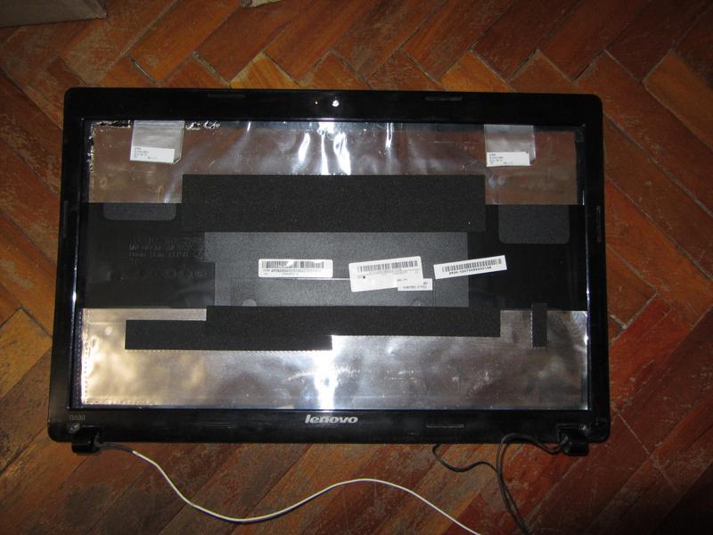 Кришка матриці з рамкою Lenovo G580