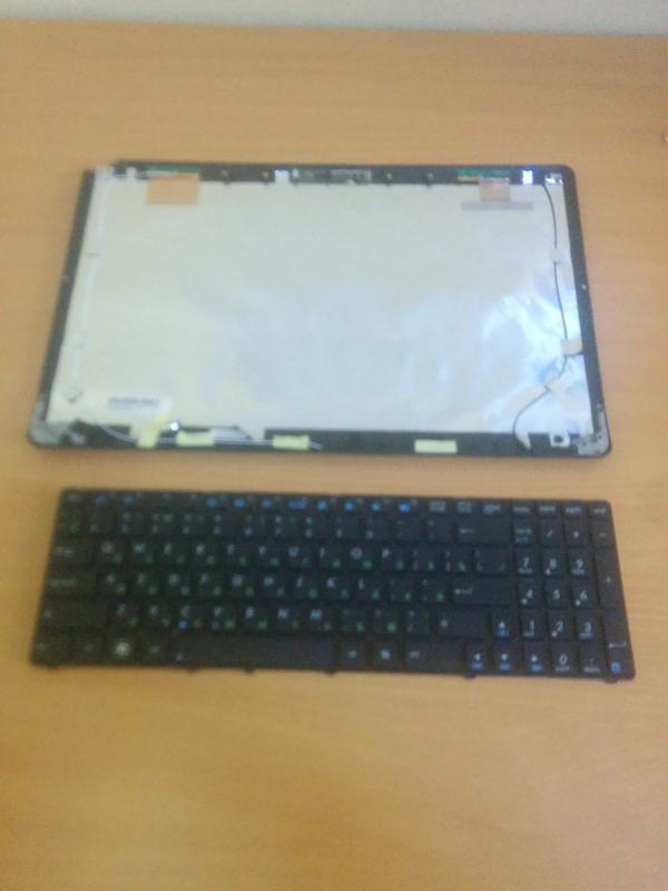 Клавиатура KB-ASUS-091 2 шт. и крышка матрицы ASUS A52 K52 X52