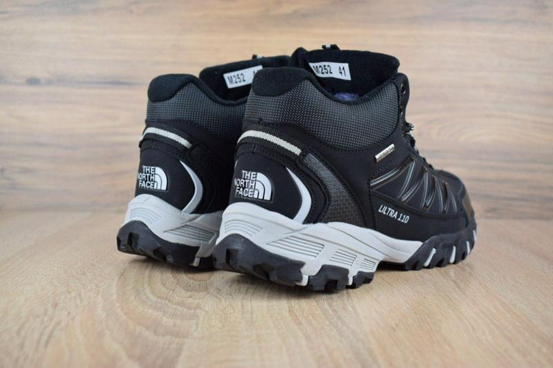 Ботинки The North Face Ultra 110 черные - Фото 7