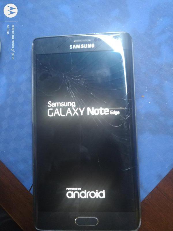 Samsung Galaxy Note Edge 5.6