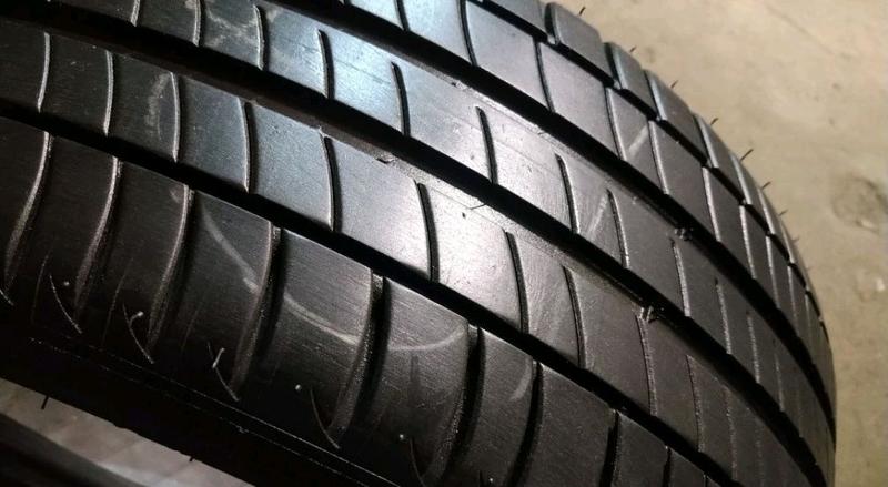 Комплект 205/55 r17 Michelin Primasi 3 - Фото 2
