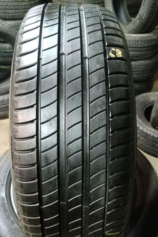 Комплект 205/55 r17 Michelin Primasi 3 - Фото 5