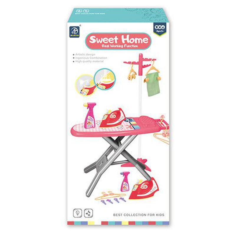 Игровой набор Sweet Home Гладильная доска с утюгом
