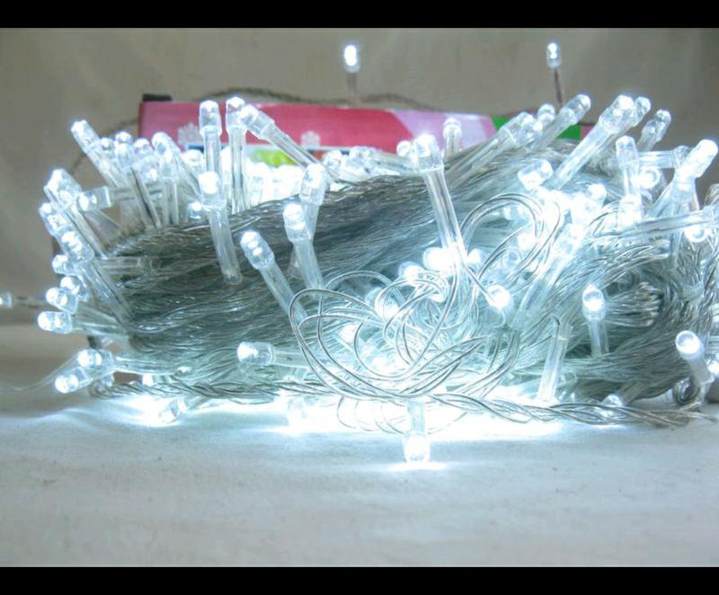 Гирлянда 200 LED , разные цвета . - Фото 2