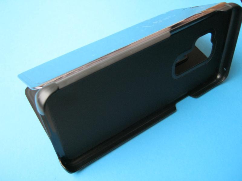 Зеркальный чехол-книжка для Samsung Galaxy S9+ - Фото 3