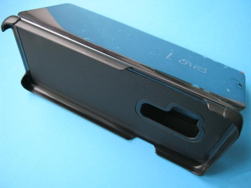 Зеркальный чехол-книжка для Samsung Galaxy S9+ - Фото 2