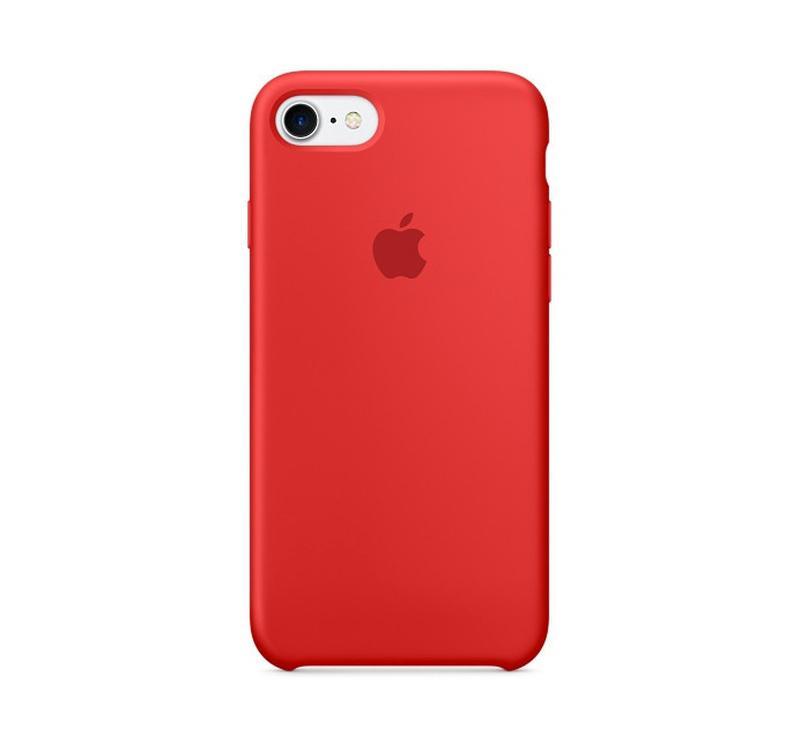 Чехол Original Silicone Case для iPhone 7/8 Red  Бренд: Apple