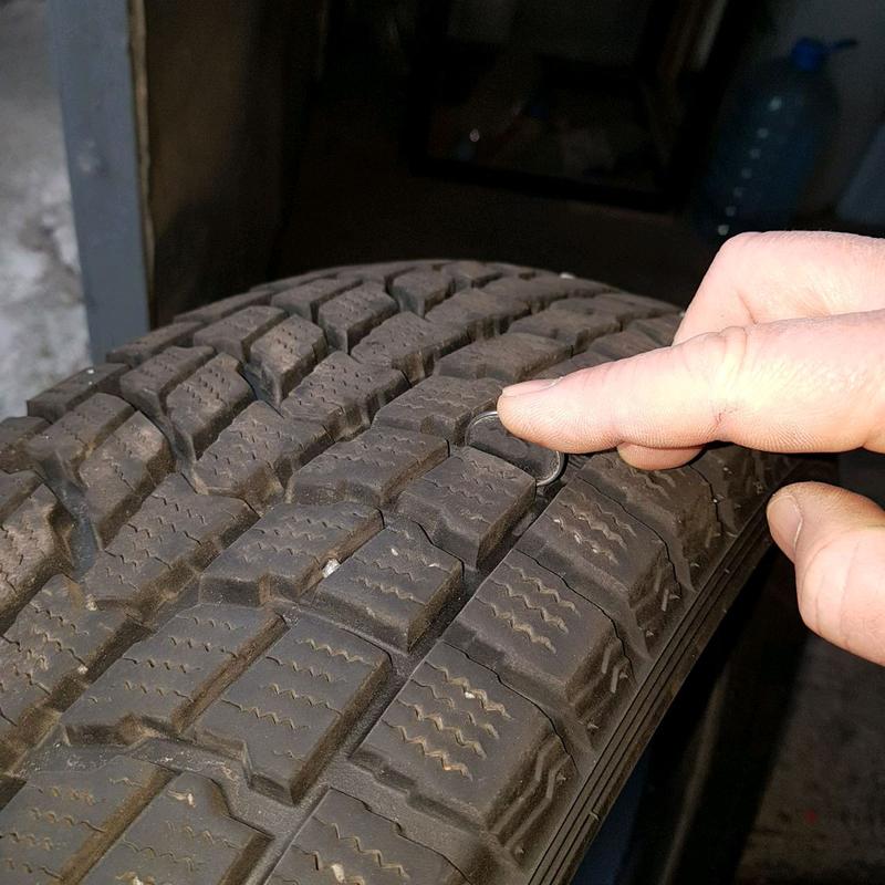 Продам зимнюю резину Dunlop Grandtrek SJ6 215/65 R 16 98Q - Фото 2