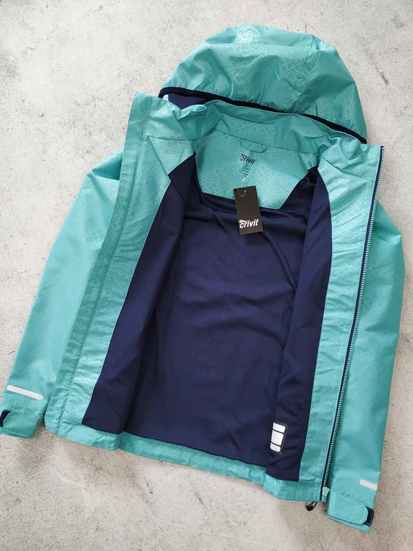 Куртка для девочки crivit дождевик - Фото 7