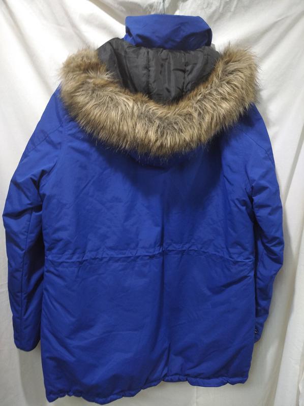 Куртка зимняя мужская Аляска - Фото 2