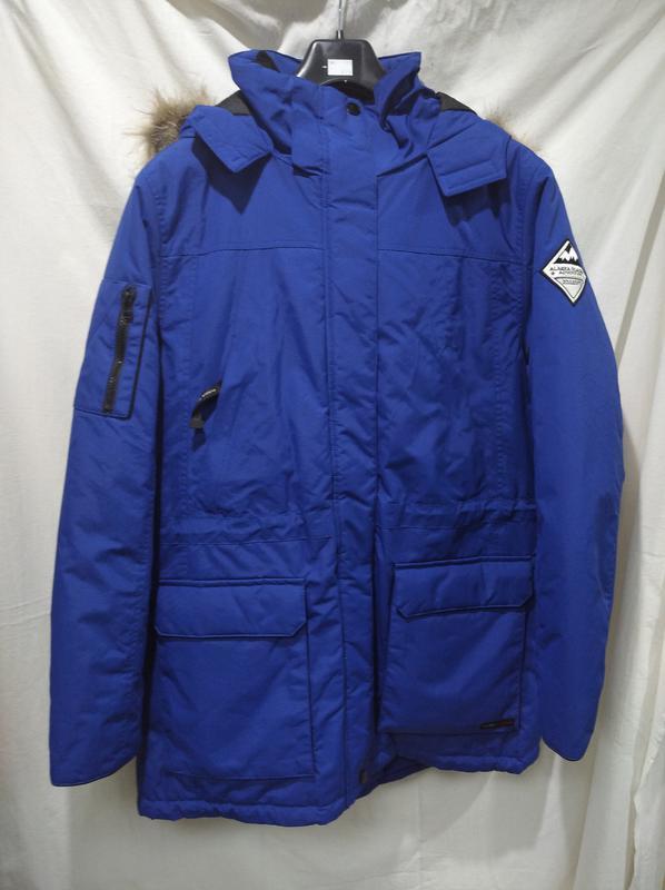 Куртка зимняя мужская Аляска