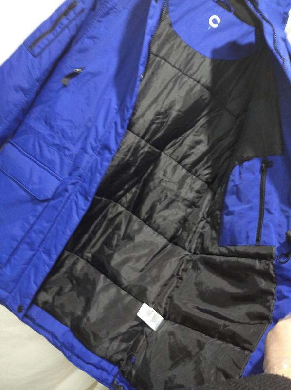 Куртка зимняя мужская Аляска - Фото 6