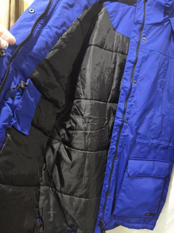 Куртка зимняя мужская Аляска - Фото 7