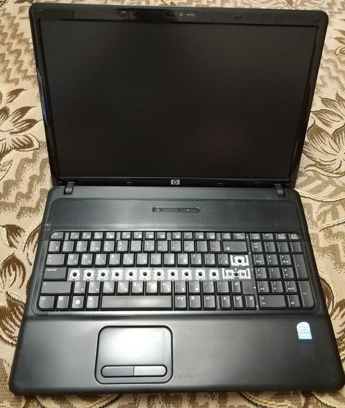Продам HP Compaq 6830s на запчасти