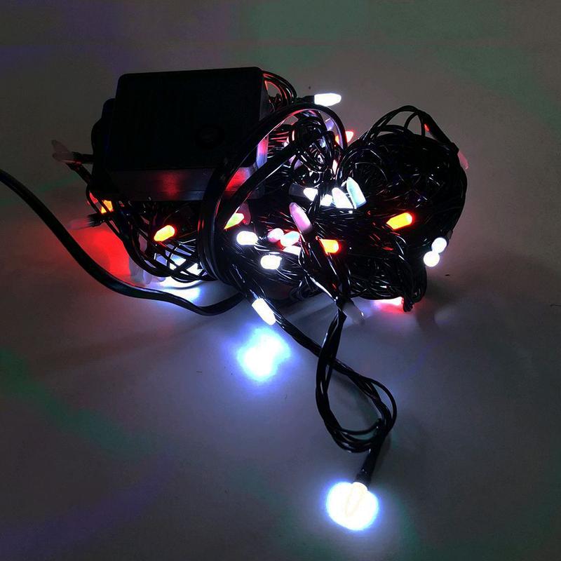 Гирлянда-нить String-Lights внутренняя разноцветная - Фото 2