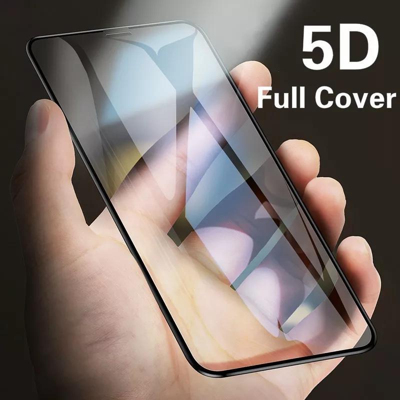 Закаленное Стекло, Чехлы для iPhone 6, 6S, 7, 7+, 8+, X