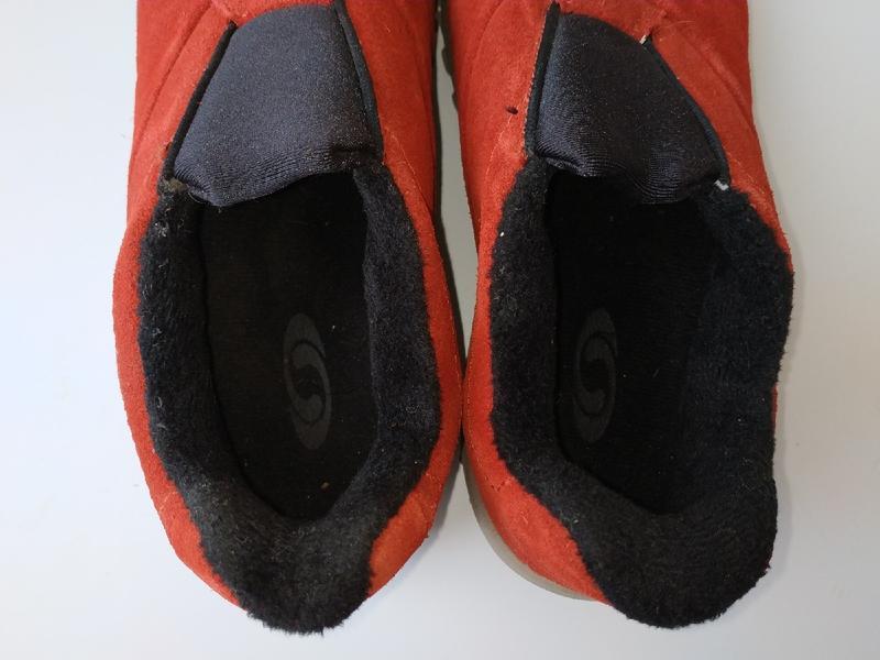 Зимние кросовки salomon snow clog 39 размера, очень удобные - Фото 6