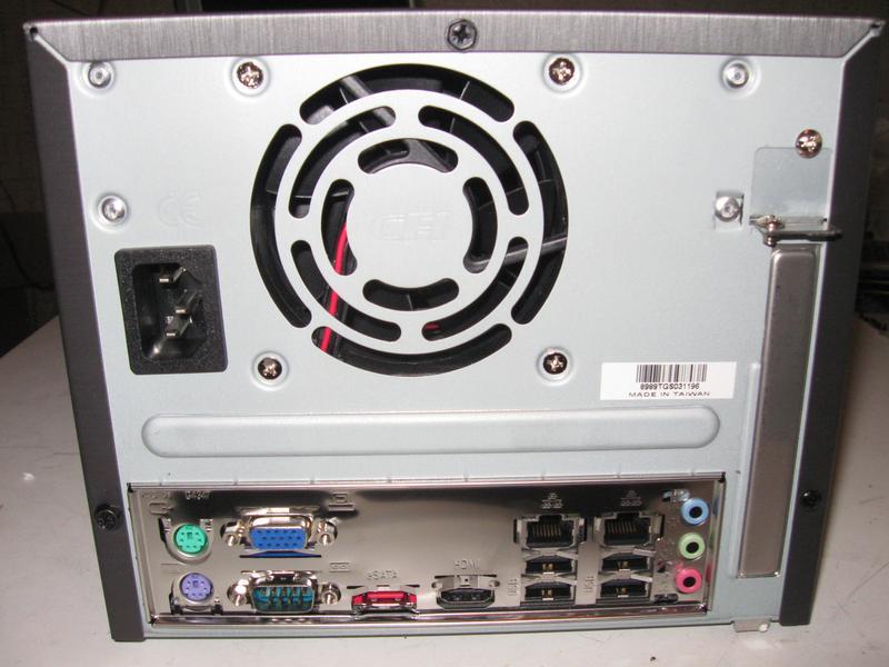 Маленький Компьютер Mini ITX, 2 ядра, RAM 8 GB, HDD 500GB - Фото 2
