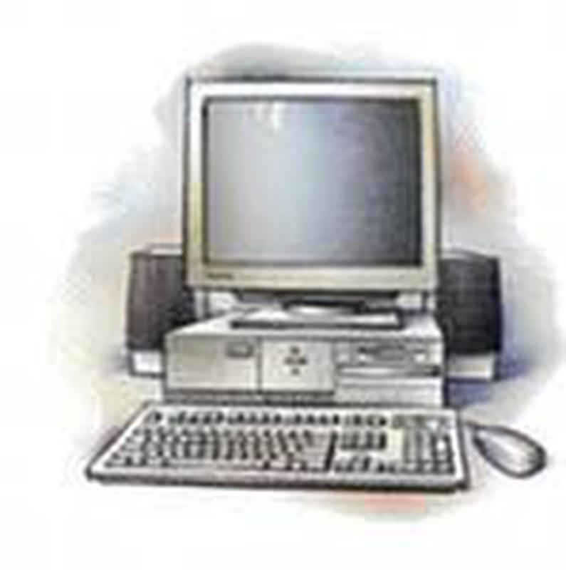 Старый домашний ПК Athlon 64 3000+/1gb/80gb/radeon 2400/dvd/30...