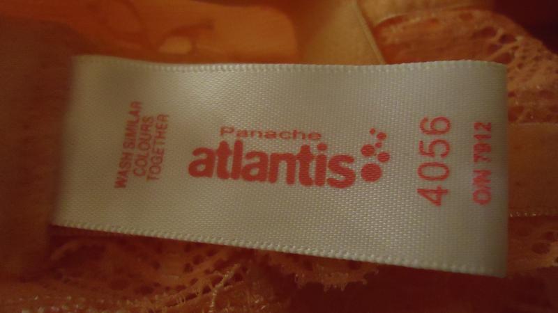 Бюстгалтер atlantis с силиконовым пуш-ап размер 80с - Фото 4