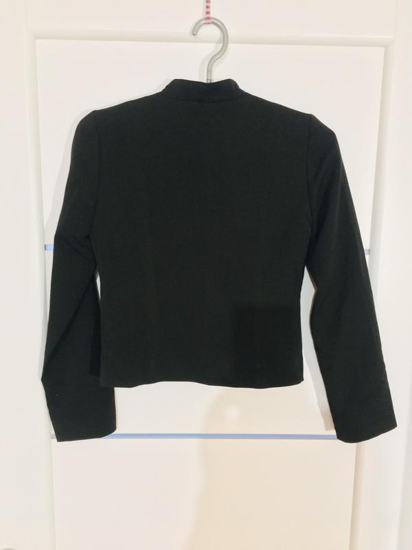 Школьный пиджак жакет для девочки тм lukas - Фото 6