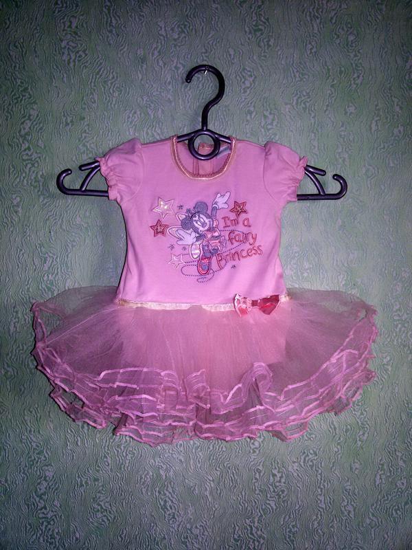 Боди-платье matalan disney для малышки